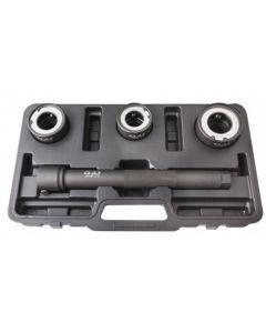 MONTE/DEMONTE BIELLETTES 30-45mm A TETES INTERGHANGEABLES 4PCS
